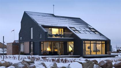 Alles over duurzaam bouwen en wonen for Energiezuinig huis