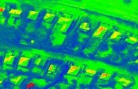 Nijmegen brengt warmteverlies daken in beeld