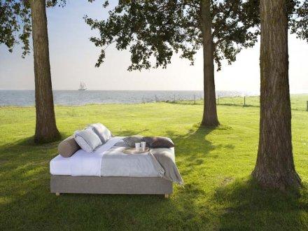 Natuurlijk slapen op een duurzaam bed