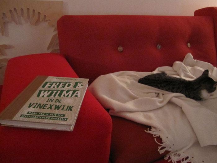 Zelf Keuken Bouwen Boek : Boek Fred & Wilma in de Vinexwijk, maak van je huis een