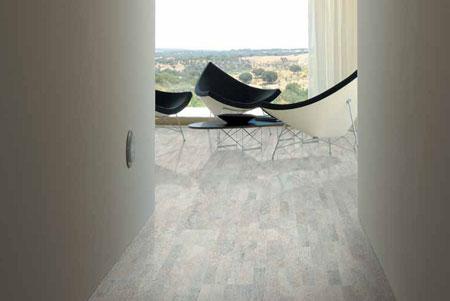 Kurkvloer: Overzicht Vloeren van natuurlijk materialen en grondstoffen ...
