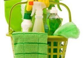 Eco schoonmaken