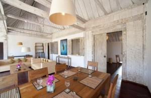 Duurzame woonkamer wonen