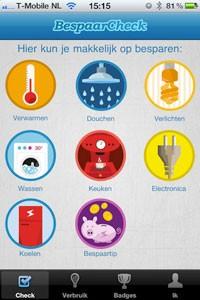 Bespaar check duurzame app