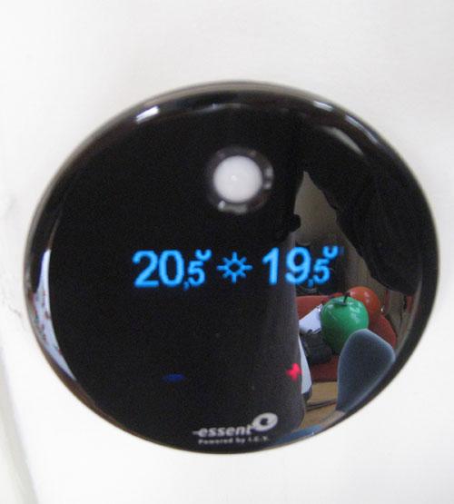 Slimme thermostaat verwarming