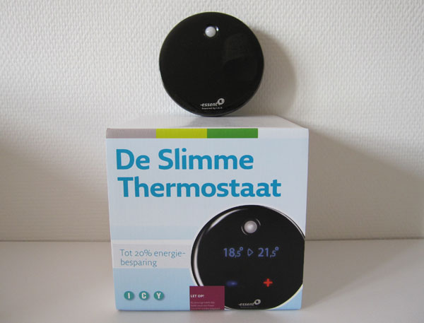 Slimme thermostaat