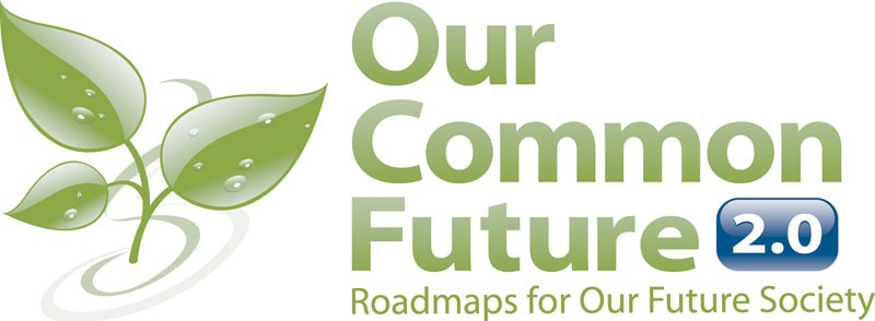 Our common future logo