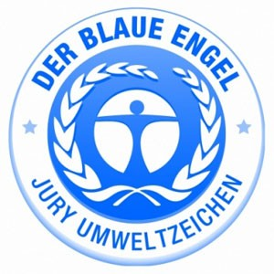 Blauwe engel label