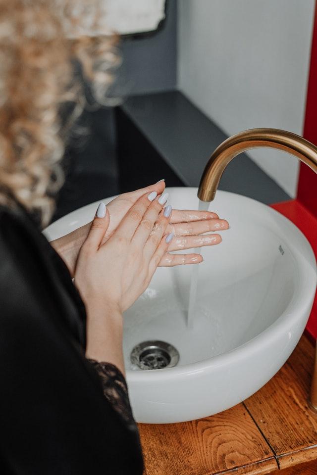 antibacteriële zeep