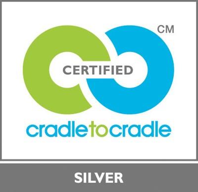 Cradle to cradle zilver