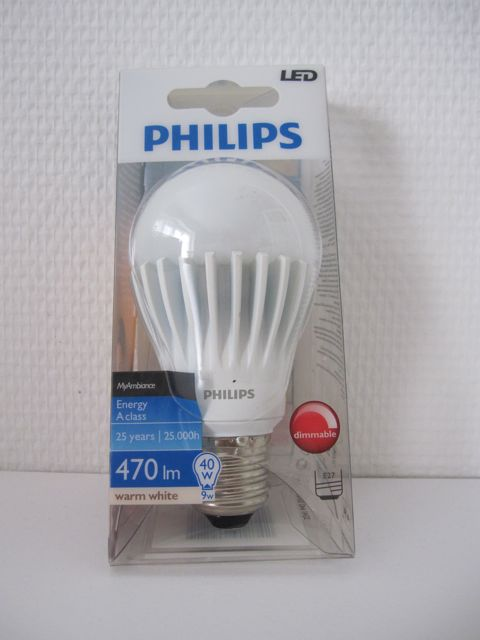 Philips myambiance watt warm white