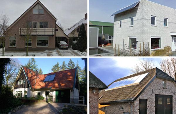 Duurzame open huizen route veluwe bezichtig duurzame woningen for Huis duurzaam maken