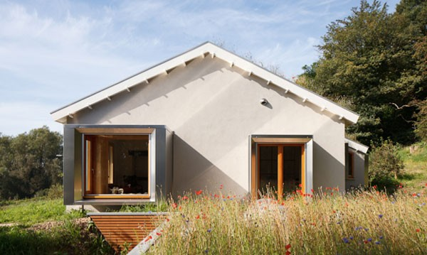 Gerenoveerd huis levert meer stroom op dan het verbruikt for Huis energieneutraal