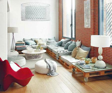 Pallet duurzaam meubel