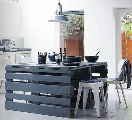 hergebruik pallet tot design meubelstuk duurzaam interieur