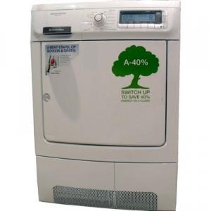 Warmtepomp droger energielabel
