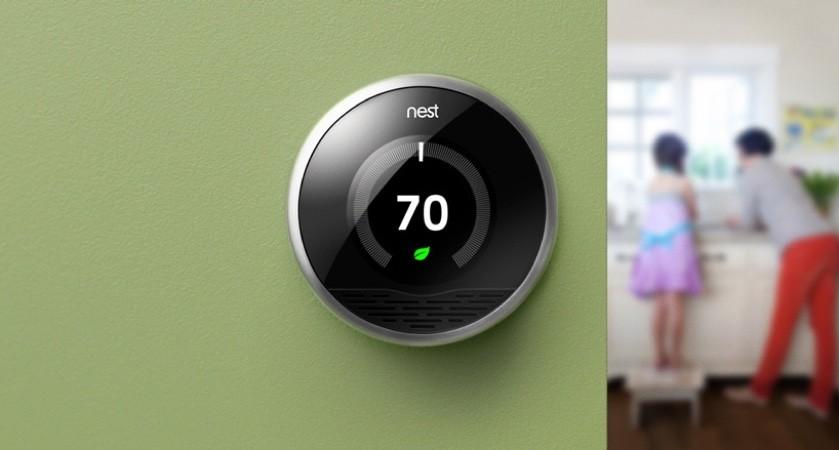 Test van de Nest Thermostaat wat zijn onze ervaringen.