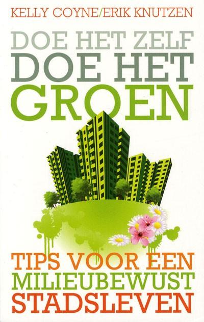 Doe het zelf doe het groen boek