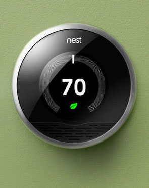 Nest thermostaat huis apple
