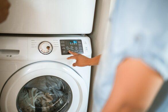 wasmachine filter duurzaam