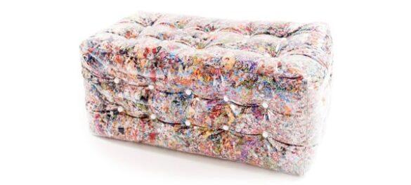 Recycle meubel restproducten