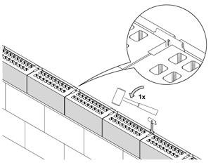 Clickbrick duurzaam bouwsysteem