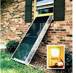 Bouw je eigen zonnecollector