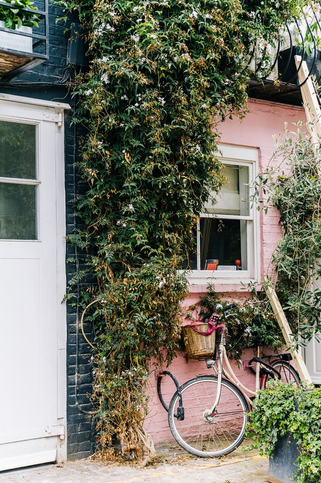 duurzame tuin huis koelen zonder airco