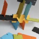 Kartonnen bouwsysteem