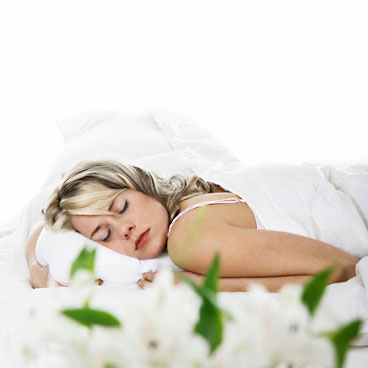 Natuurlijk slapen matras