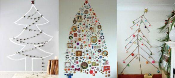 Alternatieve duurzame kerstbomen
