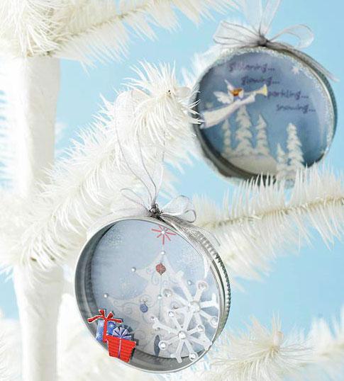 kerstdecoratie-zelf-maken - duurzaam thuis - duurzaam wonen en