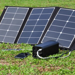 Solarpanels portable