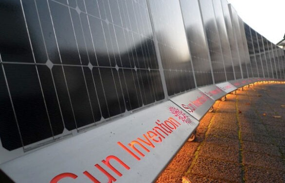Zonneenergie plug safe zonnepanelen