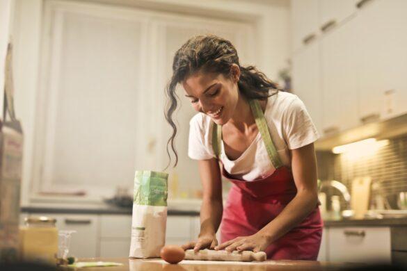 koken met de hooimadam
