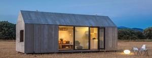 Duurzaam prefab huis