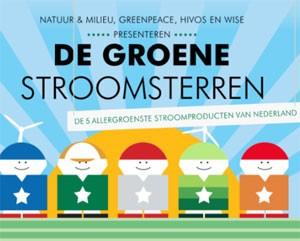 groene stroomsterren Nederland