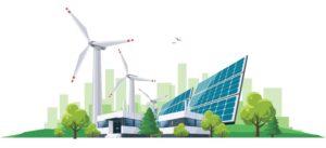Overzicht van de groenste energieleverancier.
