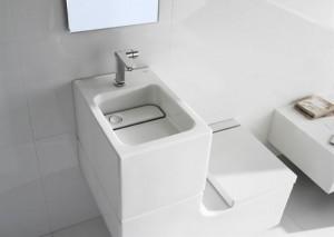 Duurzaam toilet