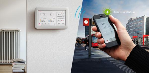 Toon-thermostaat-app