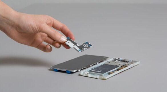 Fairphone modules vervangen
