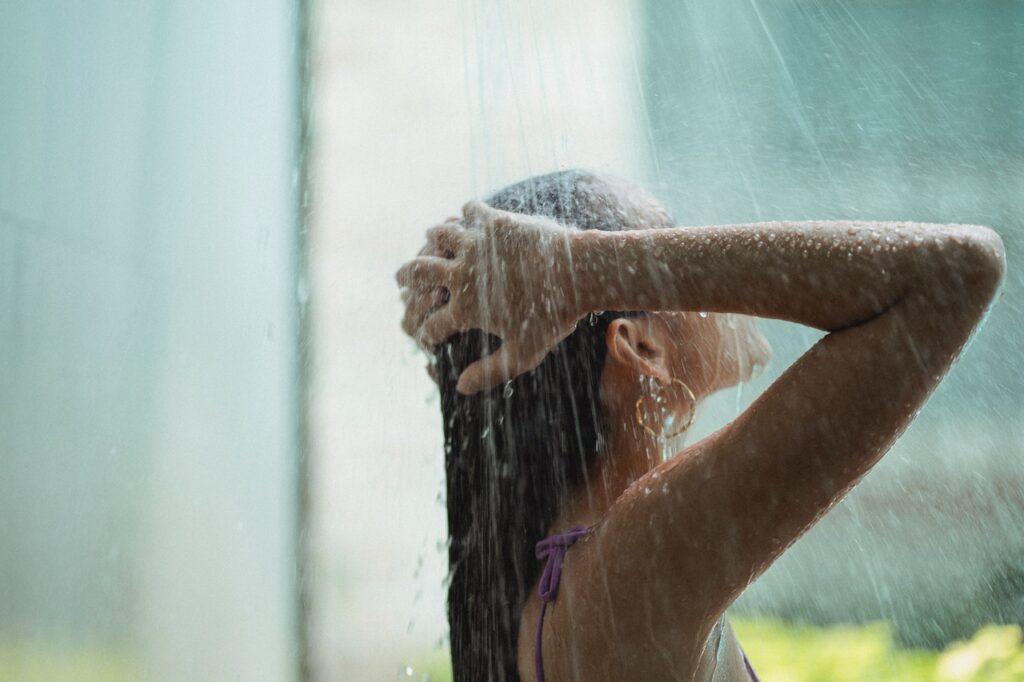 douchewater hergebruiken