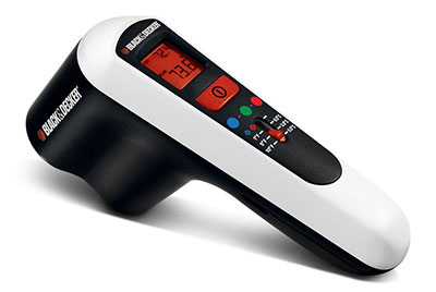 Thermal leak detector black decker review klein