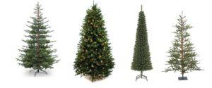 Kunstkerstboom duurzaam