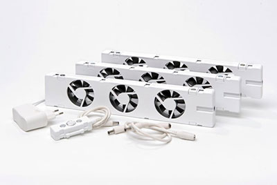 Speedcomfort radiator ventilator featured