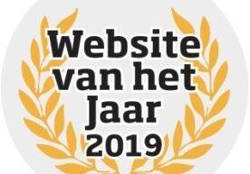 Stem! Website van het jaar nominatie