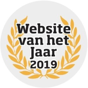 Website van het jaar categorie duurzaamheid