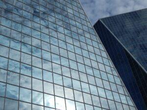 Glas buildings