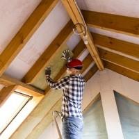 isoleren van dak met isolatiemateriaal interessant met subsidie
