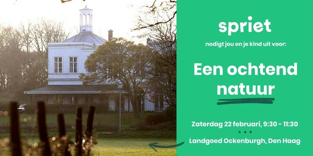Spriet natuur workshop